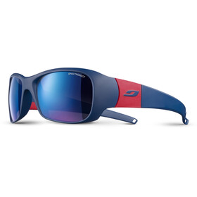 Julbo Junior 8-12Y Piccolo Spectron 3CF Sunglasses Blue/Red-Multilayer Blue